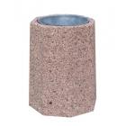 Kosz betonowy na śmieci Klara 40 L