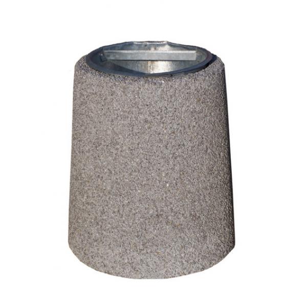 Kosz betonowy Aleksander 26 L