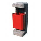 Kosz betonowy Kris 36 L
