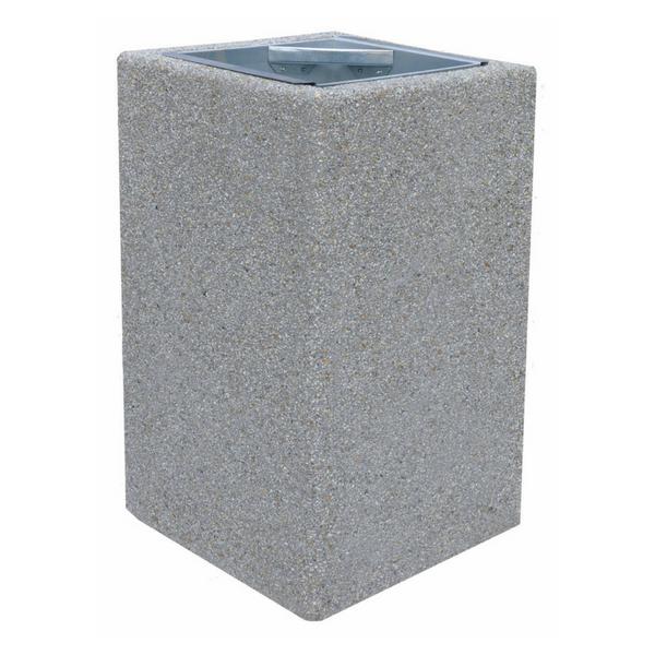 Kosz betonowy Adam 70 L