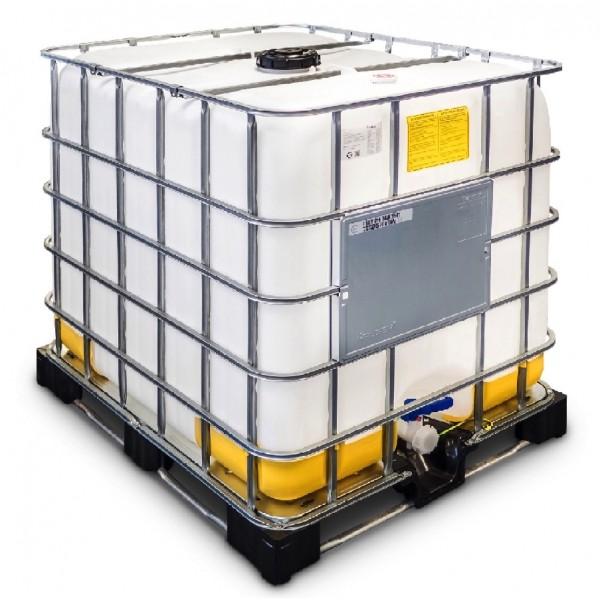 Paletopojemnik IBC UN EX 1000 L z odprowadzeniem ładunków elektrostatycznych