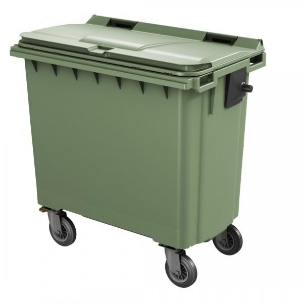 Pojemnik na odpady 770 l Contenur