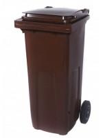 Pojemnik na odpady BIO 120L z rusztem Contenur