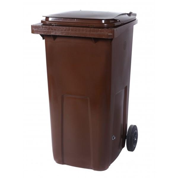 Pojemnik na odpady BIO 240 L z rusztem Contenur