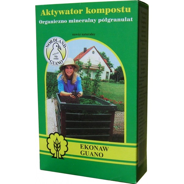 Aktywator kompostu 1 kg
