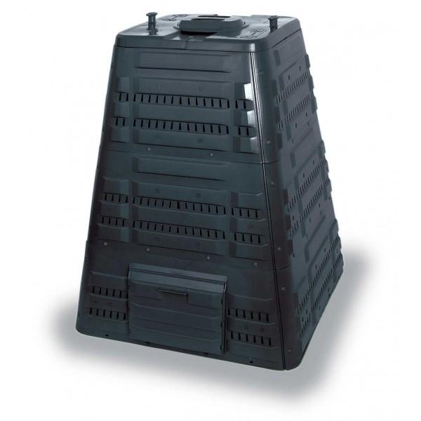 Ekokompostownik TERMO-700 L czarny