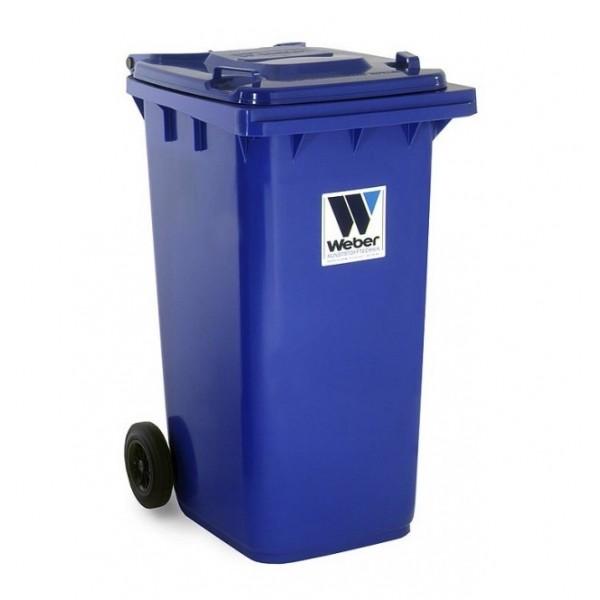 Pojemnik na odpady komunalne 240 L  Weber