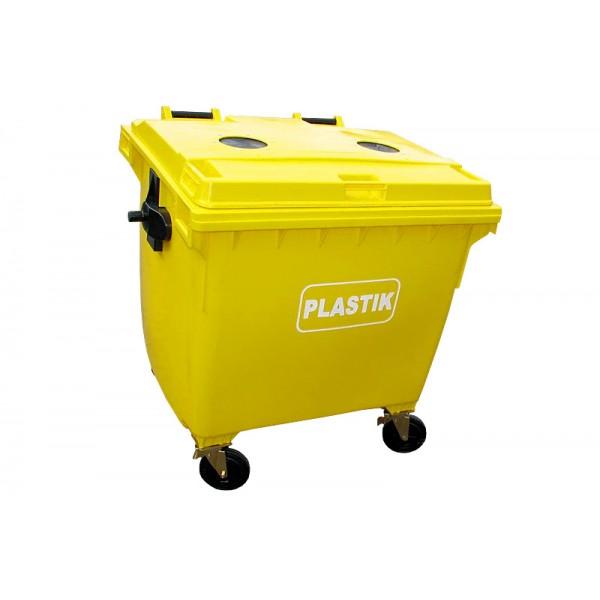 Pojemnik do segregacji plastiku Weber 1100 L