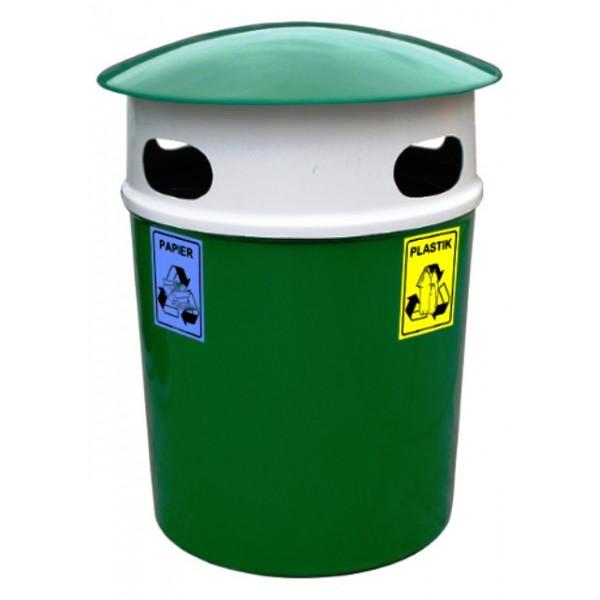 Pojemnik do segregacji odpadów BOROWIK