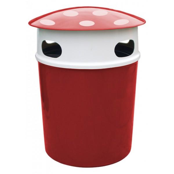 Pojemnik do segregacji odpadów MUCHOMOR
