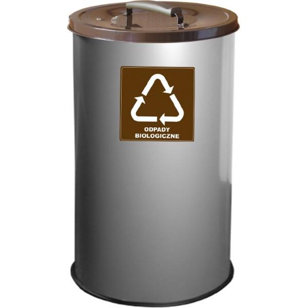Pojemnik na odpady organiczne Eko Komfort Bio 45L