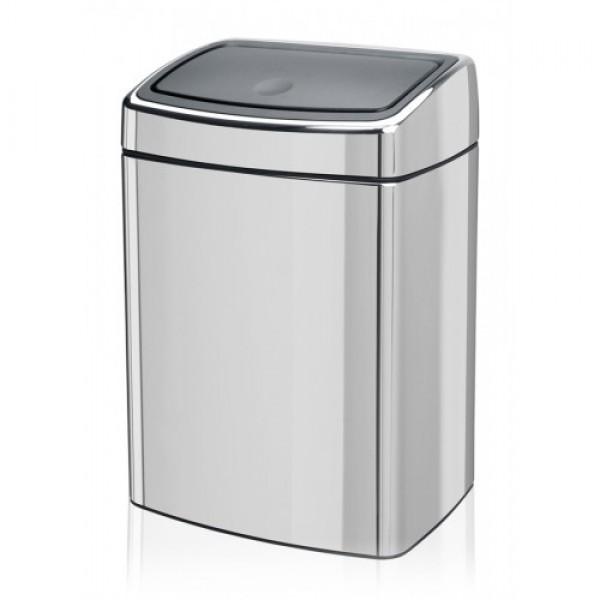 Kosz na śmieci Touch Bin prostokątny 10L Brabantia
