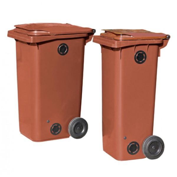 Pojemnik na odpady BIO 240L z rusztem Contenur