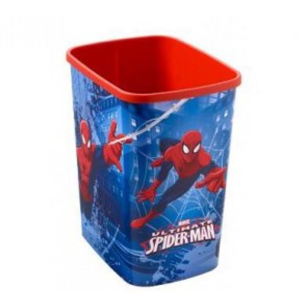 Kosz na śmieci Flip Bin Spiderman 25L Curver