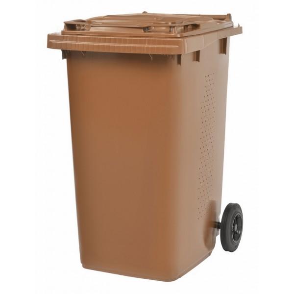 Pojemnik na odpady BIO ESE 240 L z rusztem