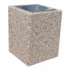 Betonowy kosz na odpady Iza 40 L
