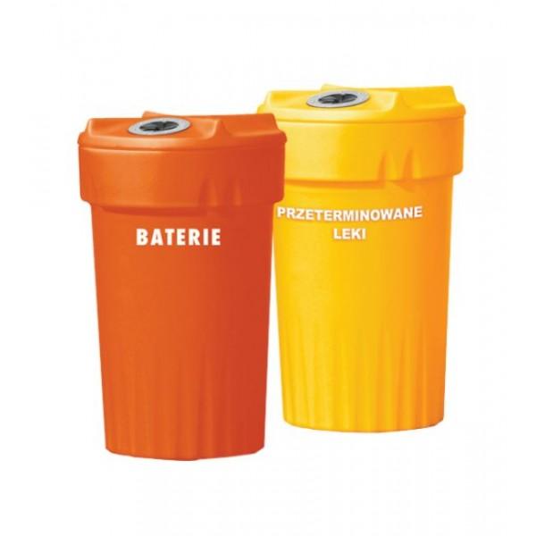 Pojemnik na odpady niebezpieczne Can Collector 150L
