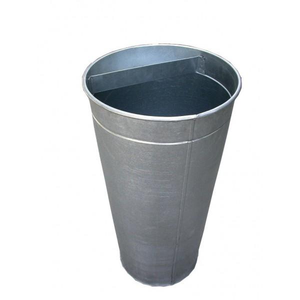 Wkład metalowy okrągły- stożkowy