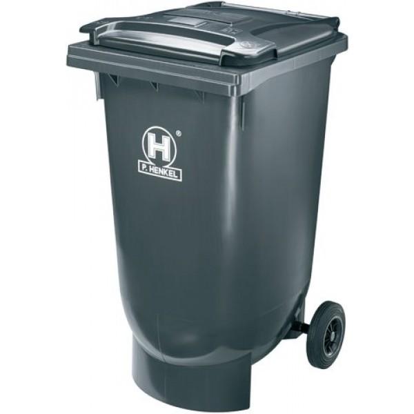 Pojemnik na odpady z dnem kulistym 240 L