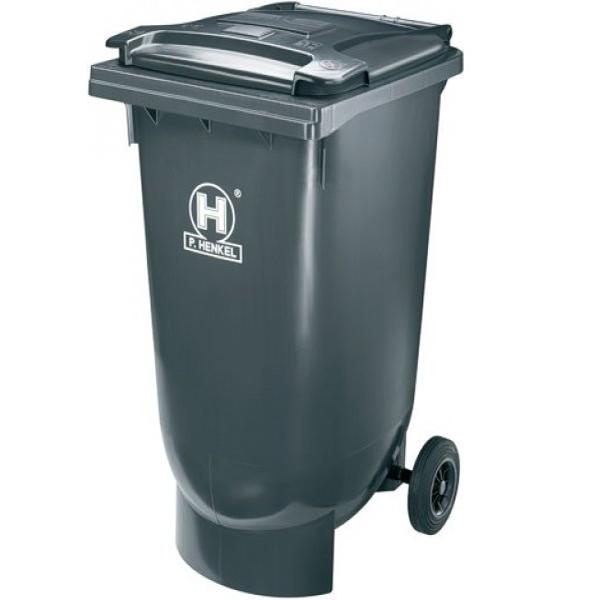 Pojemnik na odpady z dnem kulistym 120 L