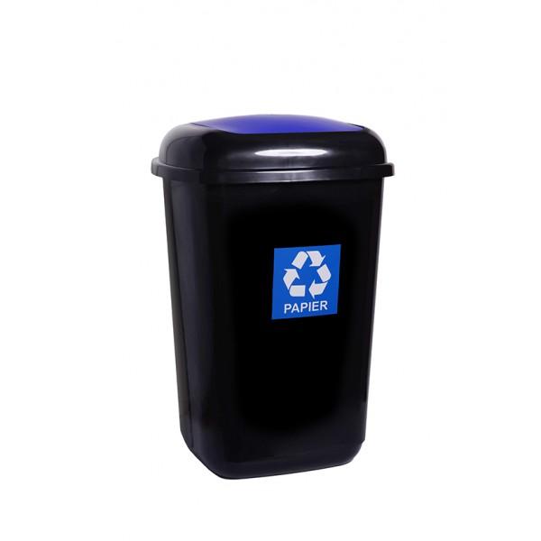 Kosz na śmieci Quatro 28 L