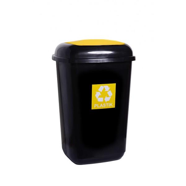 Kosz na śmieci Quatro 45 L