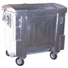 Pojemnik metalowy na odpady 1100 l