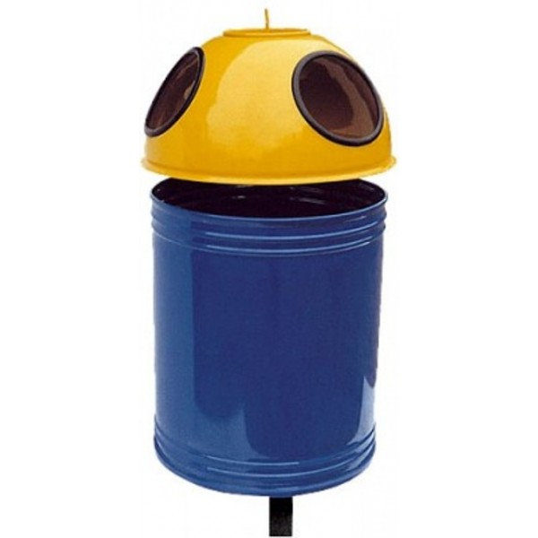 Uliczny kosz na śmieci KO-3 35 L