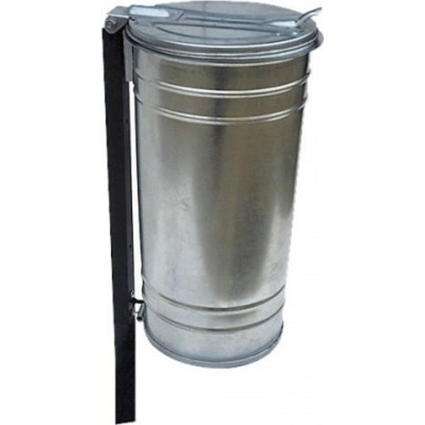 Uliczny kosz na śmieci KO-4 55 L