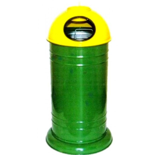 Uliczny kosz na śmieci KU-40