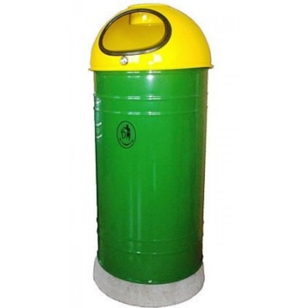 Uliczny kosz na śmieci KU-70b