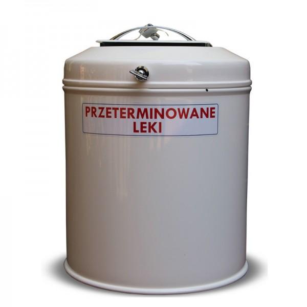 Pojemnik na odpady medyczne 40 L