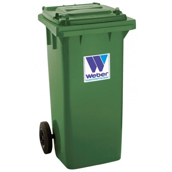 Pojemnik na odpady komunalne 120 L Weber