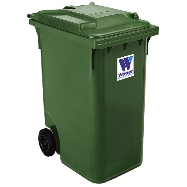 Pojemnik na odpady 360 l Weber