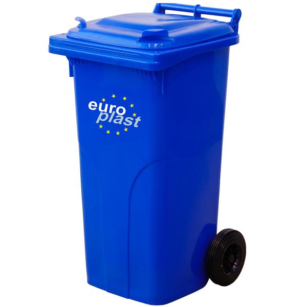 Pojemnik na odpady 120 l Europlast