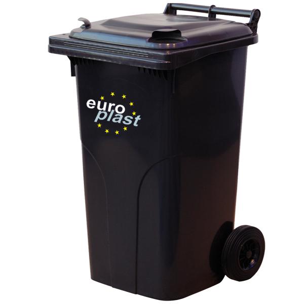 Pojemnik na odpady 240 l Europlast