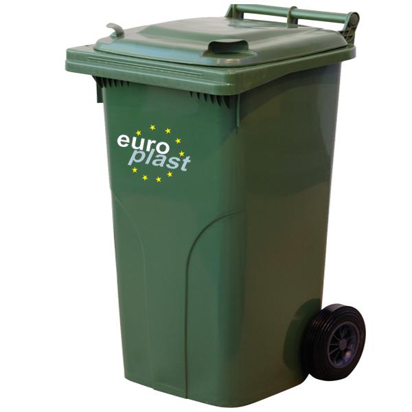 Pojemnik na odpady 360 l Europlast