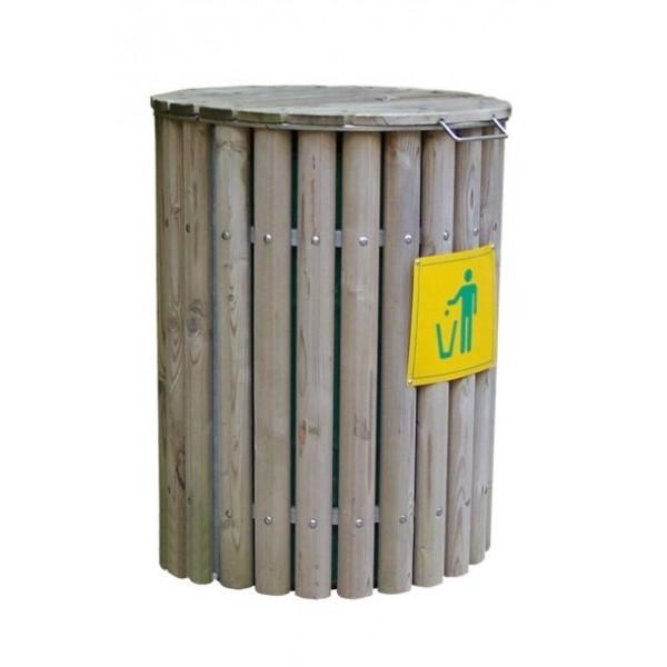 Pojemniki na śmieci KDS