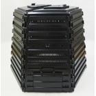 Ekokompostownik TERMO-950 L czarny