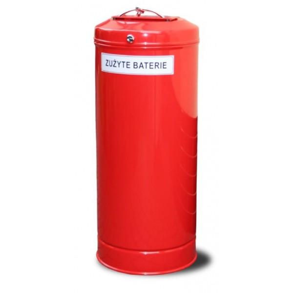 Pojemnik na baterie 60 L