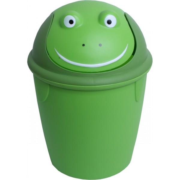 Kosz na śmieci typu Żabka