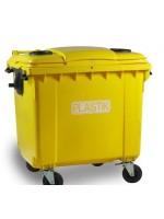 Pojemnik do segregacji plastiku ESE 1100 L