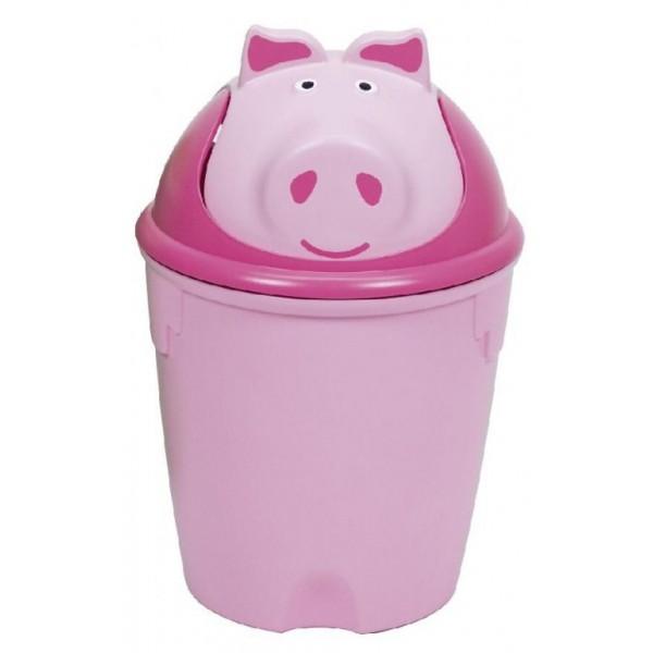 Kosz na śmieci typu Świnka