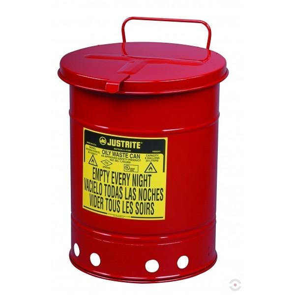 Pojemnik na odpady zaolejone 34 L