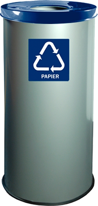 Niebieski do papieru